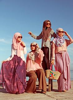 Teliti Pasar Sebelum Bisnis Fashion Hijabers