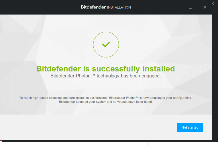 Bitdefender Internet Security 2015 Installation
