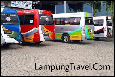 Travel Puri Kembangan Ke Bandar Lampung