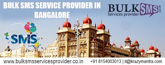 Bulk sms service provider in bangalore