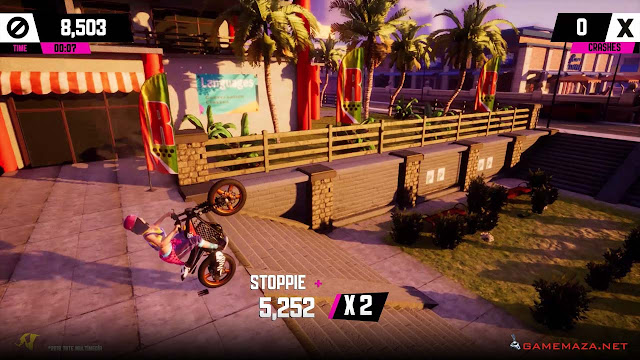 Urban Trial Playground Gameplay Screenshot 1