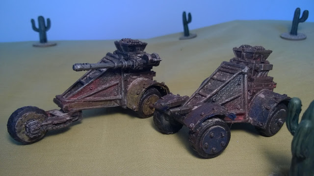 necromunda vehicle ash wastes car gw gang