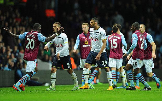 Aston Villa vs Tottenham Hotspur