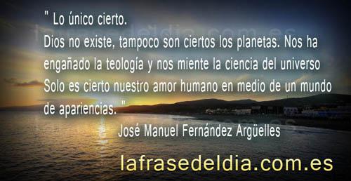 Cuentos cortos de José Manuel Fernández Argüelles