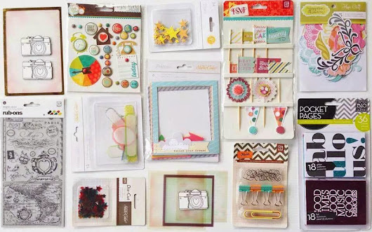 International Scrapbooking Day Giveaway