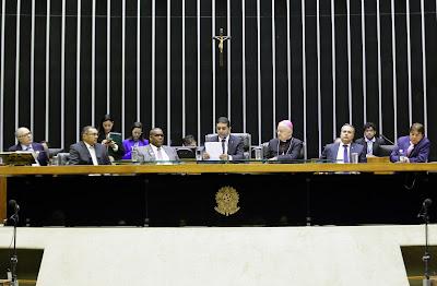 Solenidade na Câmara dos Deputados comemora o aniversário de Garanhuns