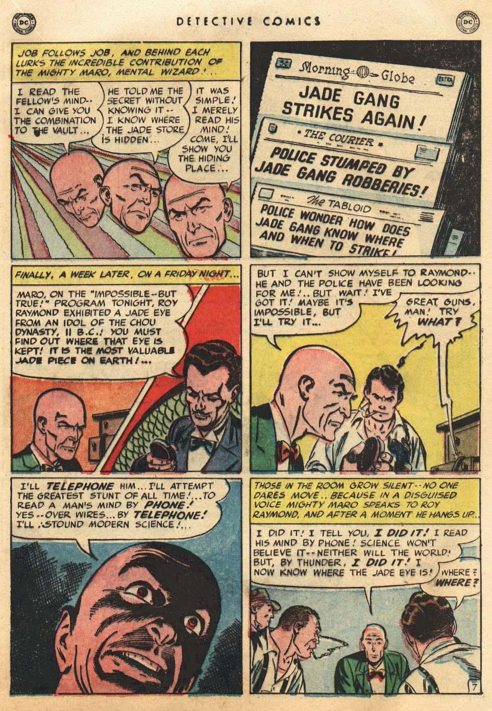 Detective Comics (1937) 155 Page 21