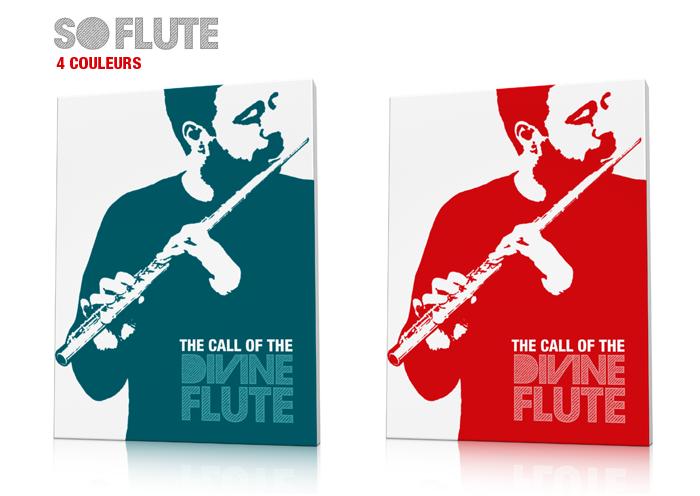 tableaux flutiste