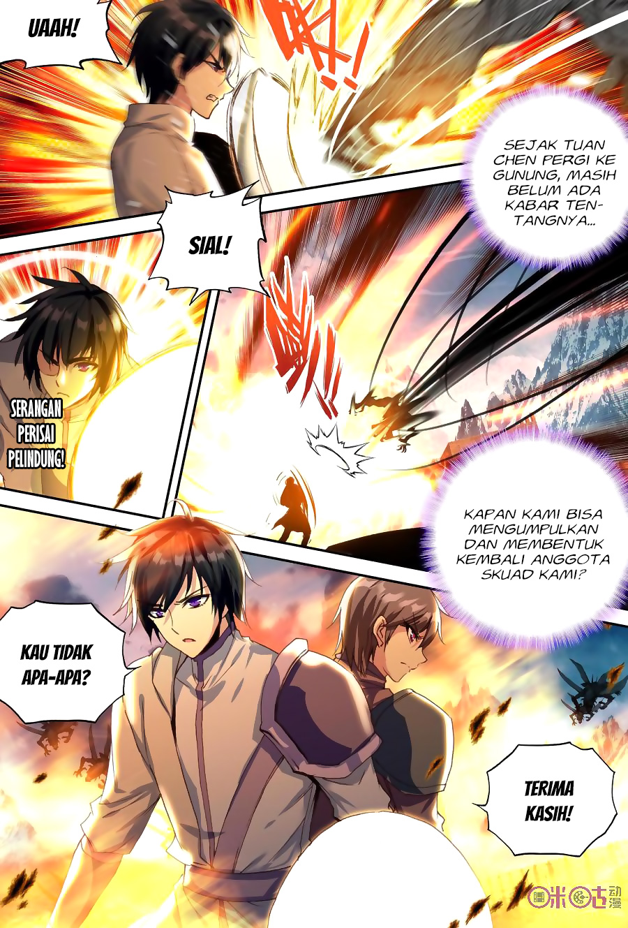 Komik shen yin wang zuo 152 - chapter 152 153 Indonesia shen yin wang zuo 152 - chapter 152 Terbaru 19|Baca Manga Komik Indonesia