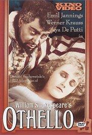 Watch Othello Online Free 1922 Putlocker