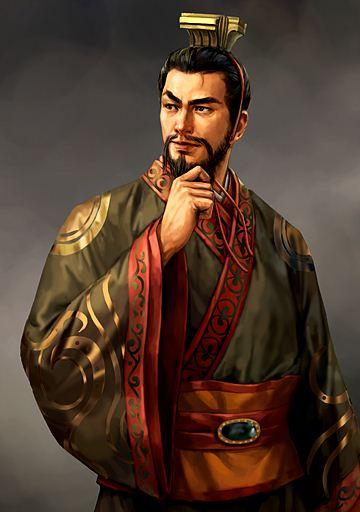 เล่าปัง (Liu Bang) หรือ สมเด็จพระจักรพรรดิฮั่นเกาจู (Han Gao Zu)