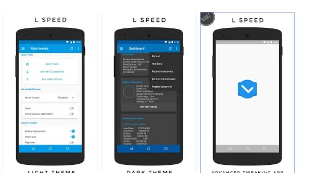 تبت هذا التطبيق في هاتفك الاندرويد و ستلاحظ أنه يعمل على تسريع هاتفك