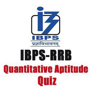 Quantitative Aptitude Questions For IBPS RRB PO/Clerk | 09 - 08 - 18
