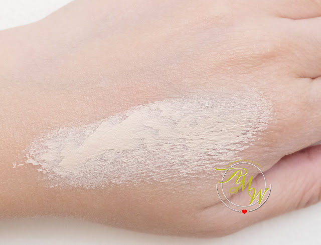 a photo of Cloud Cosmetics Baby Pores Powder Emulsion Review