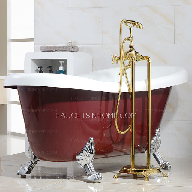 Bathtub Faucets For Bathroom