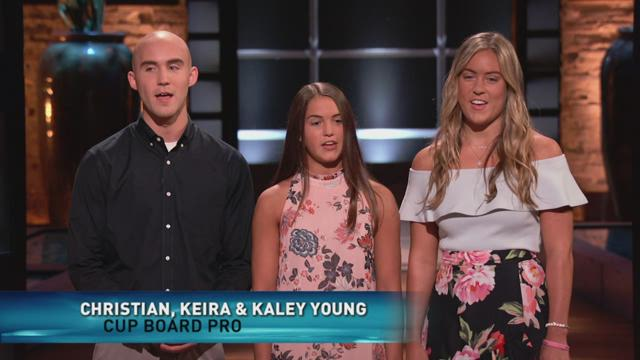 shark tank firefighter family 911 keith young