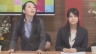 xxxญี่ปุ่น เย็ดหีนักข่าวสาวสวยขณะรายงานข่าวถ่ายทอดสดทางจอทีวี