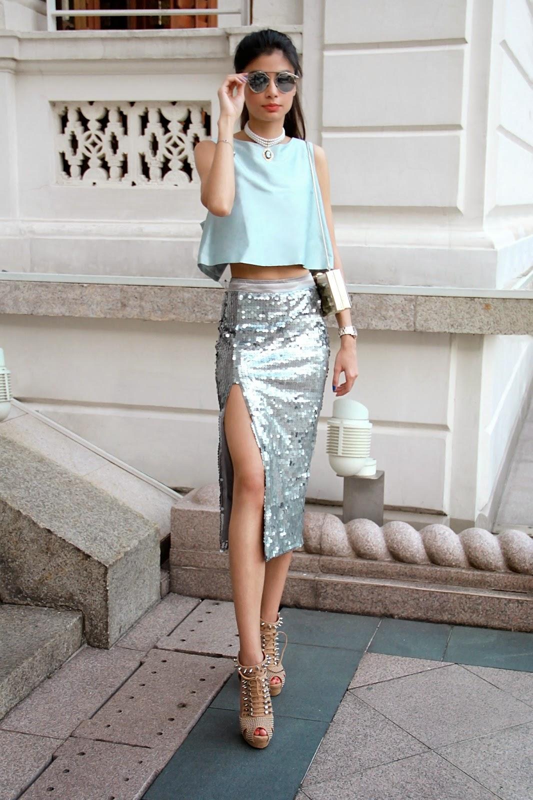 Ultra feminine fashion