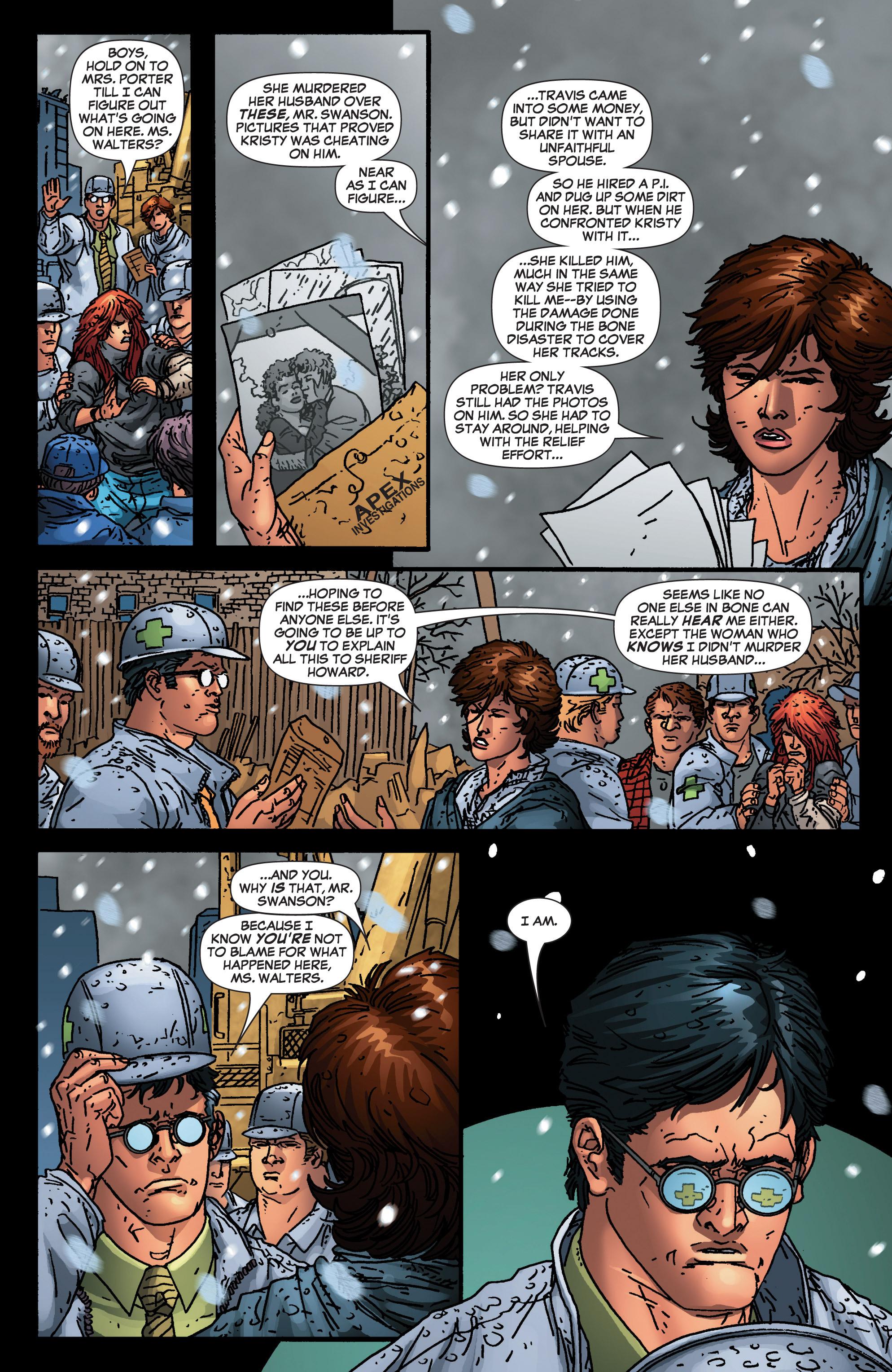 Read online She-Hulk (2005) comic -  Issue #4 - 19