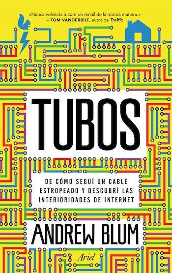 Portada ebook Tubos Andrew Blum