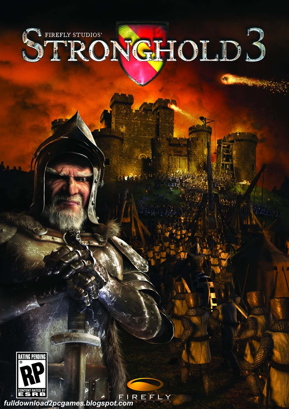 Stronghold 3 Free Download PC Game