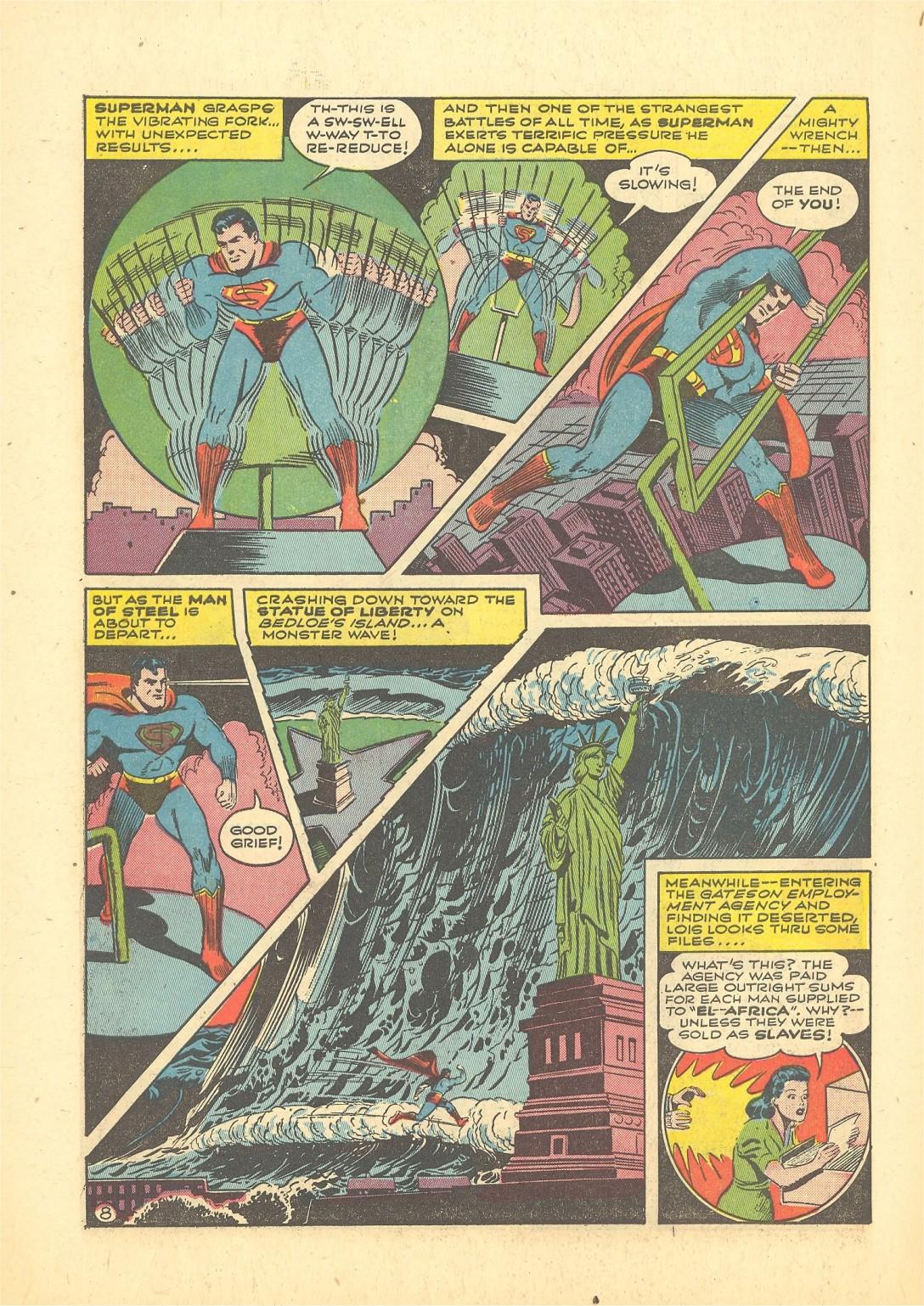 Action Comics (1938) 56 Page 8