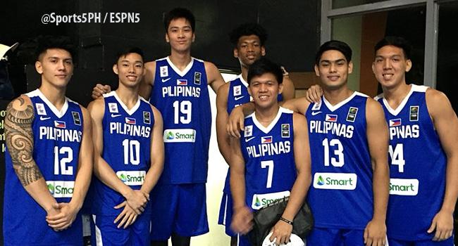 Gilas Pilipinas Youth def. FEU Tamaraws, 67-66 in tuneup game (VIDEO) June 20