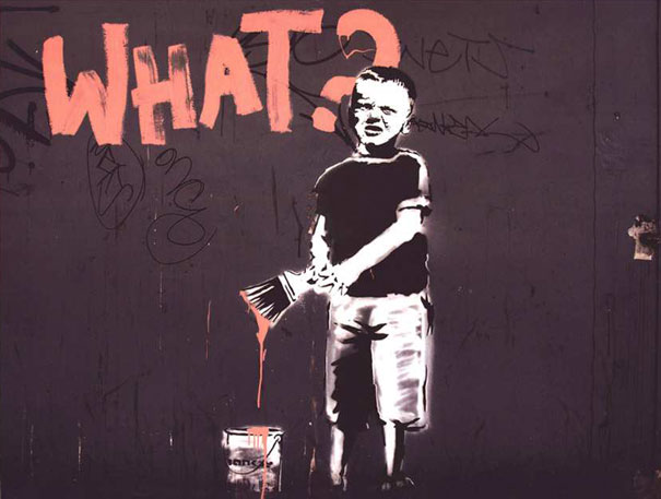Banksy Artwork-9