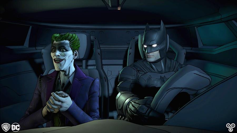 batman the enemy within joker