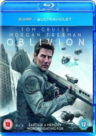 Oblivion 2013 BluRay 400Mb Hindi Dual Audio 480p Watch Online Full Movie Download bolly4u