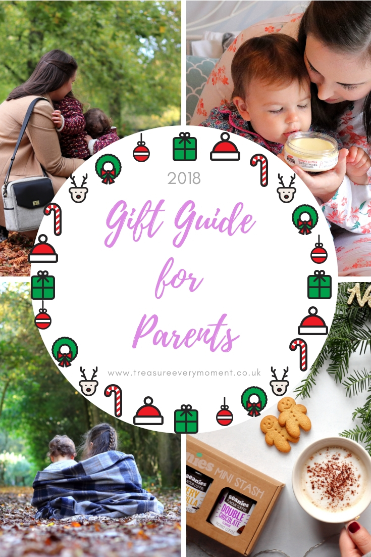 CHRISTMAS GIFT GUIDE: For Parents 2018