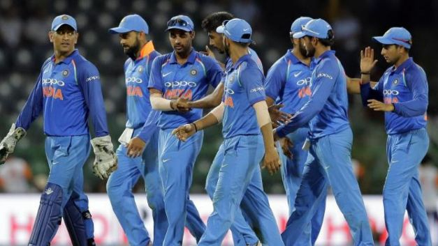 Indian Team Selected for Asia Cup 2018