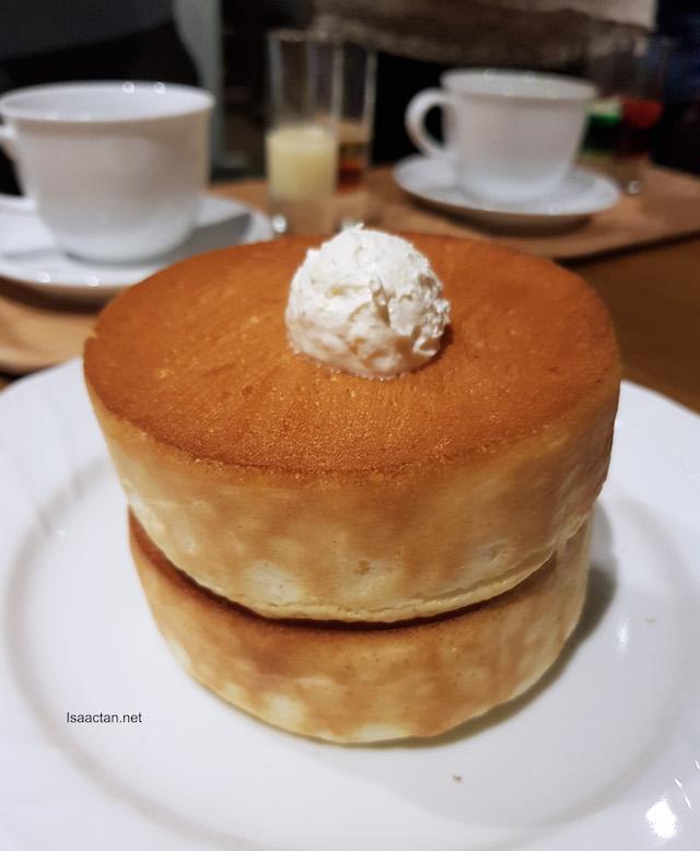 Pancake Souffle (Double) - RM18.90