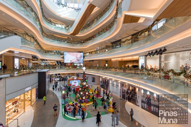 igc Shopping Mall in Tianhe District, Guangzhou