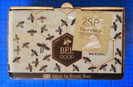 Bee Good Honey & Wild Water Mint 3-in-1 Cleansing Water packaging box