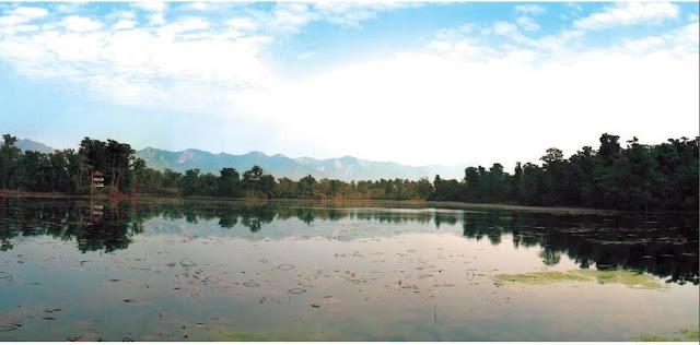 Ghodaghodi Lake