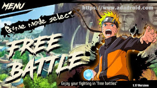 Naruto Senki Road To Battle Mod by Trung Kien Apk