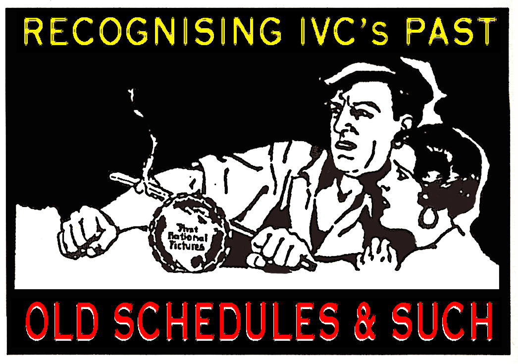 IVC's past (click on the graphic)