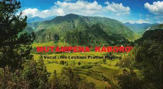 Mutampena' Kaboro' (Ivo Lestiani Pratiwi Payung)