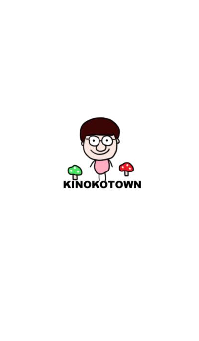 Mushroom Town.