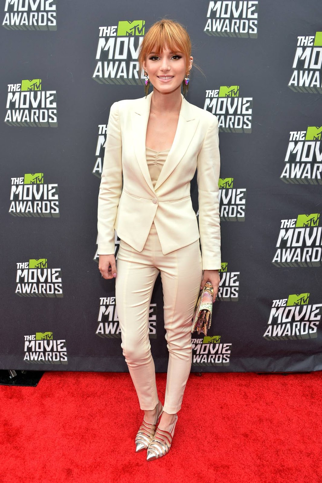 fcf22312a8 fashion is Forex  MTV Movie Awards 2013 - Red Carpet