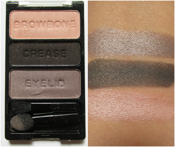 Wet´n Wild Eyeshadow Trio - 335 Silent Treatment