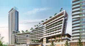 Tổ hợp nghỉ dưỡng tại Km số 0 Hội An – Pan Pacific Đà Nẵng Resort