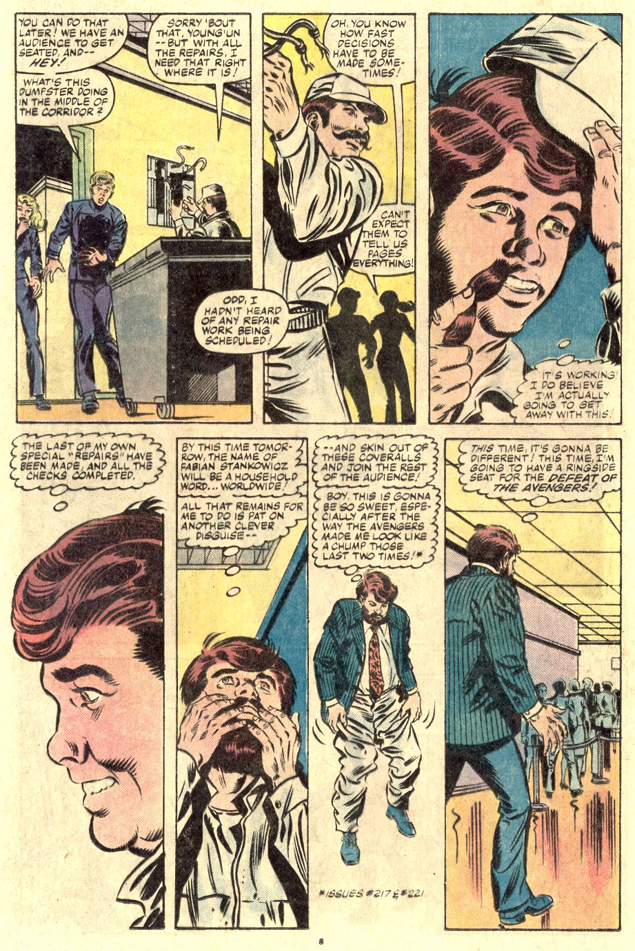 The Avengers (1963) 239 Page 8