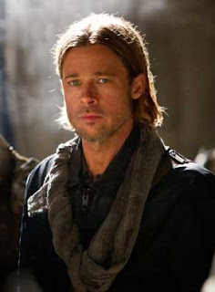 Brad Pitt stars in World War Z