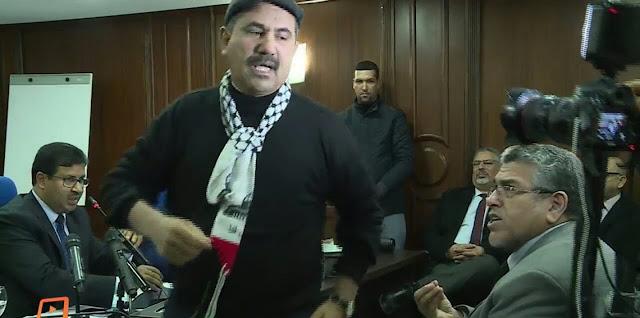 احمد ويحمان الامازيغية الصهيونية اسرائيل