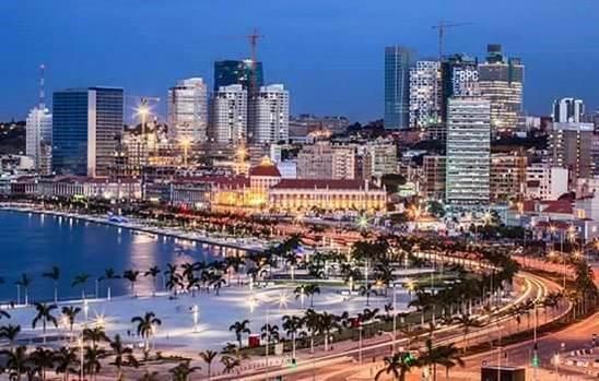 Prostitutes in Luanda
