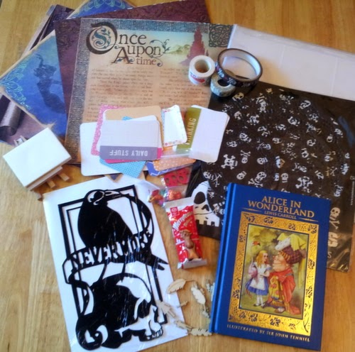 Whoopidooings: Secret Santa Swap 2014