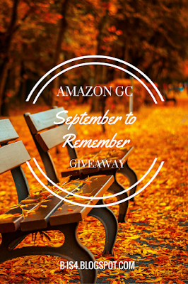 September to Remember Giveaway Hop