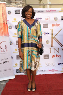Kate Henshaw, Shaffy Bello, Gabriel Afolayan